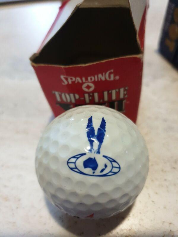 Vintage Spalding Top-Flite XL11 golf ball new no 4