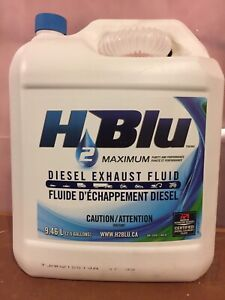 Jug of DEF - expired