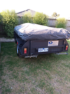 E& Z Camper Trailer Cranbourne North Casey Area Preview
