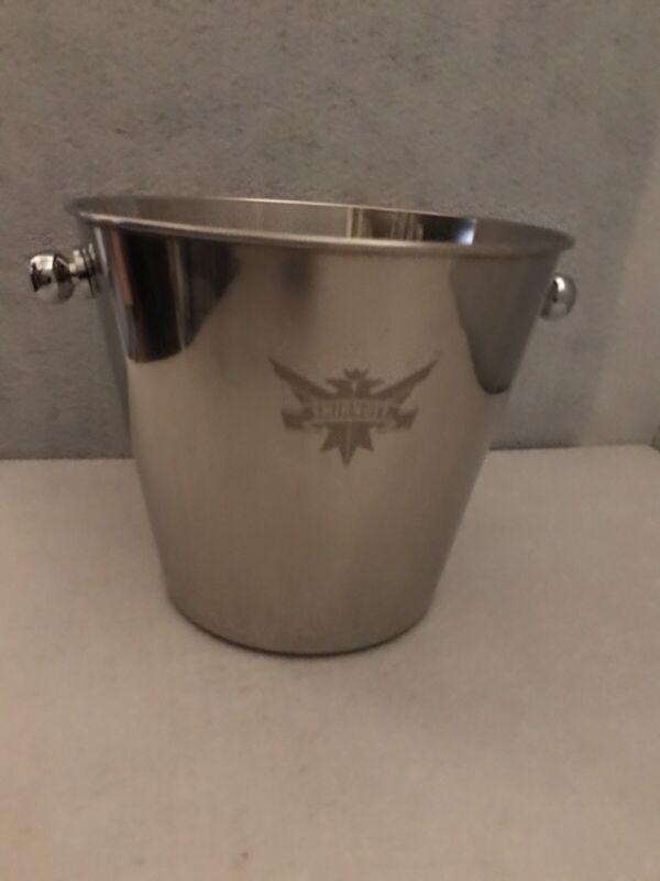 Smirnoff Stainless Ice Bucket NEW