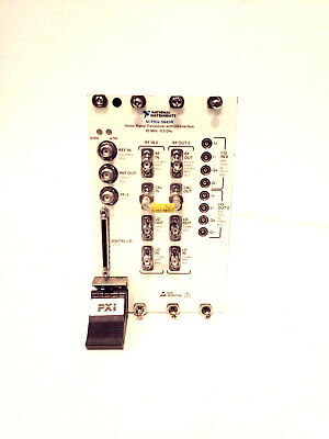 National Instruments Ni Pxie-5645r 6ghz Vector Signal Transceiver