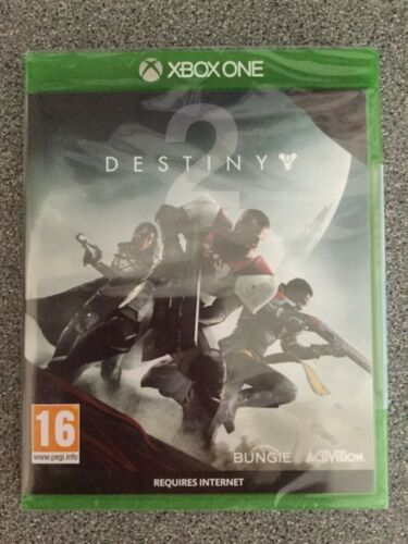 DESTINY+2+XBOX+ONE+-+NEW+AND+SEALED