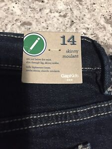 Gap KIDS jeans for GIRLS