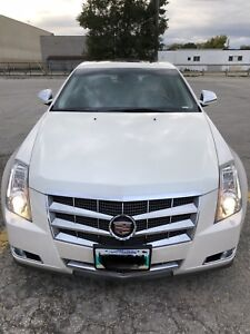 2009 Cadillac CTS4 Premium Package