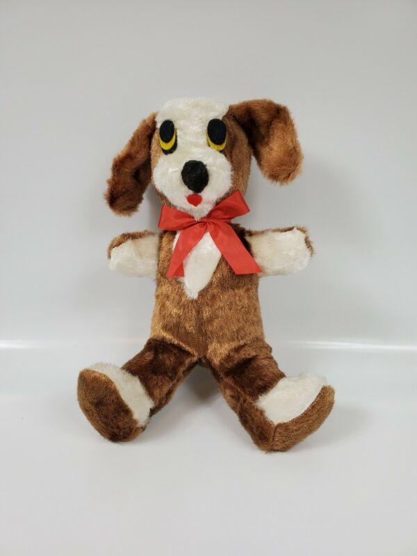 Vintage I.S. Suttin & Sons Plush/Stuffed Puppy Dog Doll Very good