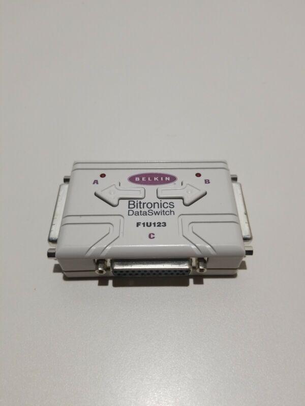 Belkin Bitronics DataSwitch F1U123