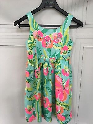Lilly Pulitzer for Garnet Hill Pretty Party Dress Sz 12 - Pretty Dresses For Teens