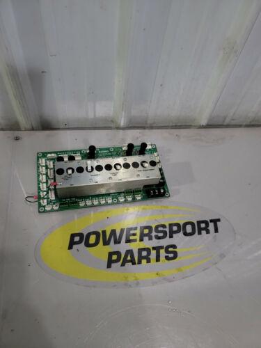 Haas Automation Control Board Rev A 4077F PLC PCB Power Distribution VF 1 2 3 4