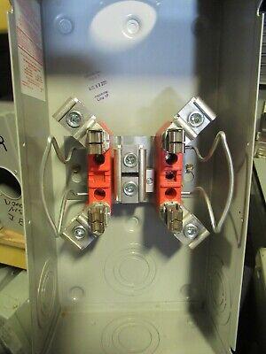 Milbank U-200 200 Amp 13w 4 Terminal Meter Socket -new- Mb128
