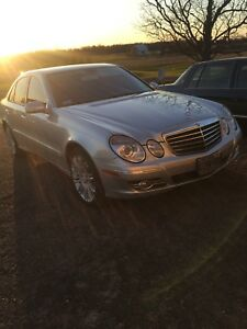 Mercedes-Benz E550 4matic 2007