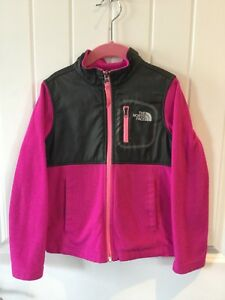 LOT: polar The North Face rose XS et mitaines S