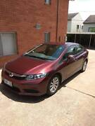 2012 Honda Civic Sedan Red Hill South Canberra Preview