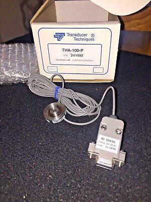 Transducer Techniques Load Cells Force Torque Sensors Tha-100-p