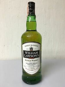 William Lawson's Scotch Whisky 1 Litro 40% Vintage - Italia - William Lawson's Scotch Whisky 1 Litro 40% Vintage - Italia
