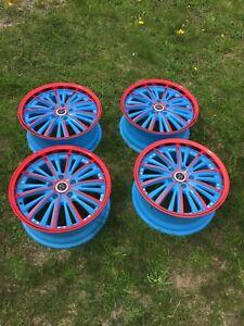 "Brand new 17"" wheels ( Honda ). 5x114.3"