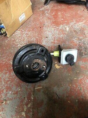 mg tf mgf brake servo and master cylinder