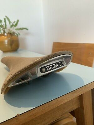 Brooks C17 Cambium Saddle In Natural