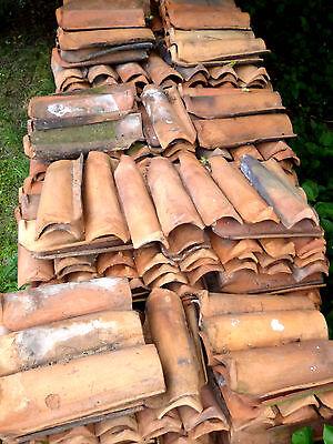 alte Dachziegel zur Restaurierung, ca.1500 Stück