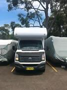 2012 VW CRAFTER MOTORHOME Springwood Blue Mountains Preview