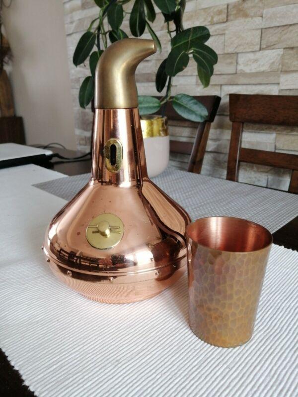 Johnnie walker - Copper Pot Still Decanter Copper