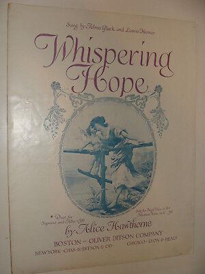 1920s - Alice Hawthorne
