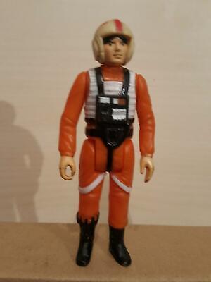 Vintage Star Wars - Luke X-Wing Pilot - Action Figure - 1978 - No COO #883