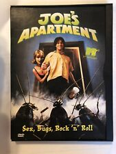 Joe's Apartment (DVD, 1999) Jerry O'Connell Cockroaches ...