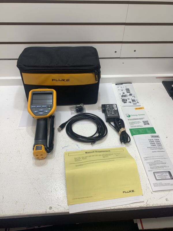 Fluke TiS40 Ir Infrared Camera *