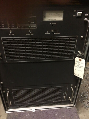 Motorola Mobat Micom  HF SSB base station 1000 Watt Power Amplfiier RTTY VOICE