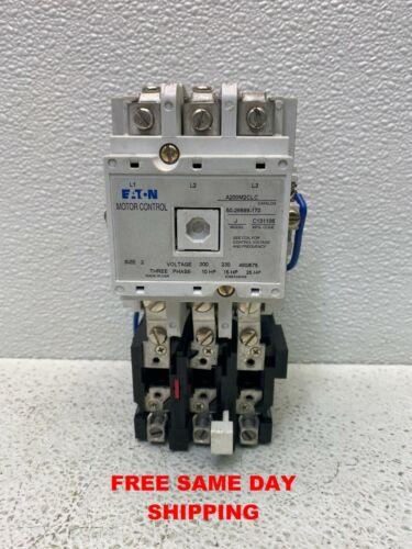 EATON MOTOR CONTROL A200M2CLC ITEM 749717-K1