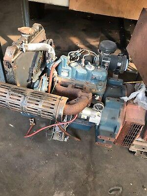 Kubota D850 3 Cylinder Diesel Engine 6 Kw Generator