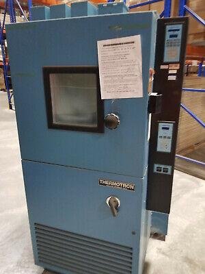 Thermotron Sm-8c Temperaturehumidity Environmental Chamber 404a Refrigerant