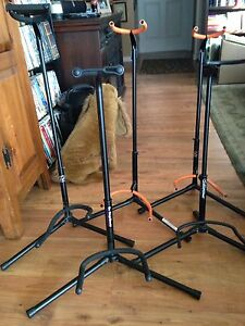 5 Guitar stands, great shape. $10 each, all for $40