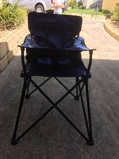 High Chair - Camping Trevallyn West Tamar Preview