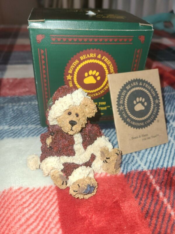 Sandy Claus... Have A Simple Christmas by Boyds Bears #228320