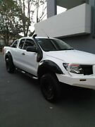 Ford ranger XL 2012 Lakemba Canterbury Area Preview