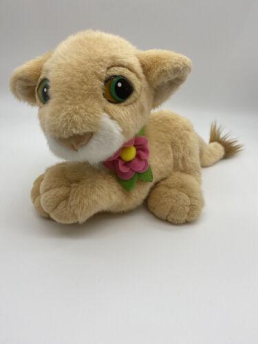 Disney König der Löwen Simba Baby Nala Plüsch 1993 Mattel The Lion King