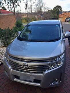 2012 Nissan Elgrand PE52 Highway Star – Wantirna South Knox Area Preview