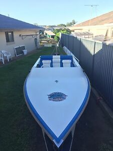 "Macho Scorpion 18"" Skiboat - Urgent Sale! Benowa Gold Coast City Preview"