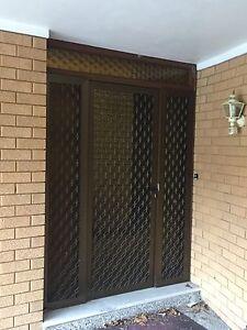 Security grill door Strathfield Strathfield Area Preview