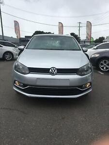 2015 Volkswagen Polo 66 TSI TRENDLINE Automatic Hatchback Coopers Plains Brisbane South West Preview
