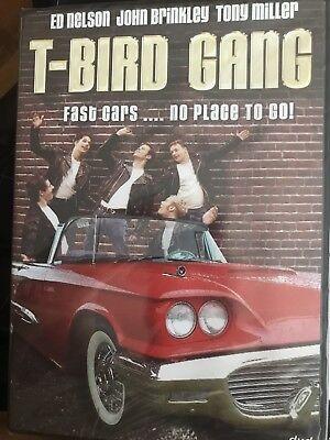 NEW T-Bird Gang (1959) (DVD)
