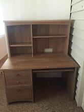 Desk with hutch and office chair Cedar Creek Gold Coast North Preview