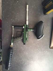 Triad Paintball gun