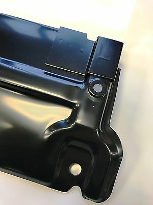 68 72 Chevelle Radiator Top Panel Support Welded Tab Excellent Repro New