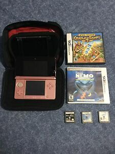 Pink 3DS Bundle