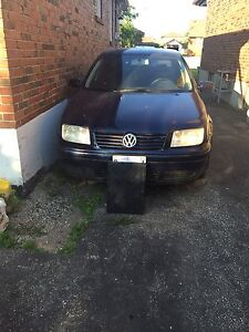 2001  Vw Jetta 2.0 Auto $1000 or best offer