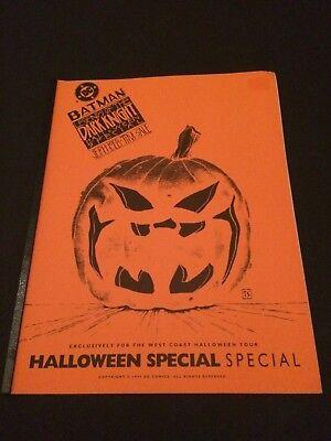 Halloween Special Sale (Batman Halloween Special Legends of the Dark Knight Loeb Sale West Coast Tour)