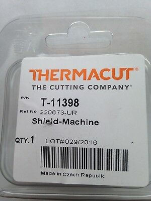 Item 347 Thermacut 220673-ur Plasma Cutter Nozzle Powermax45shielded 1 Only