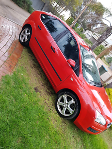 2006 Ford Focus *OPEN TO OFFERS* Murray Bridge Murray Bridge Area Preview